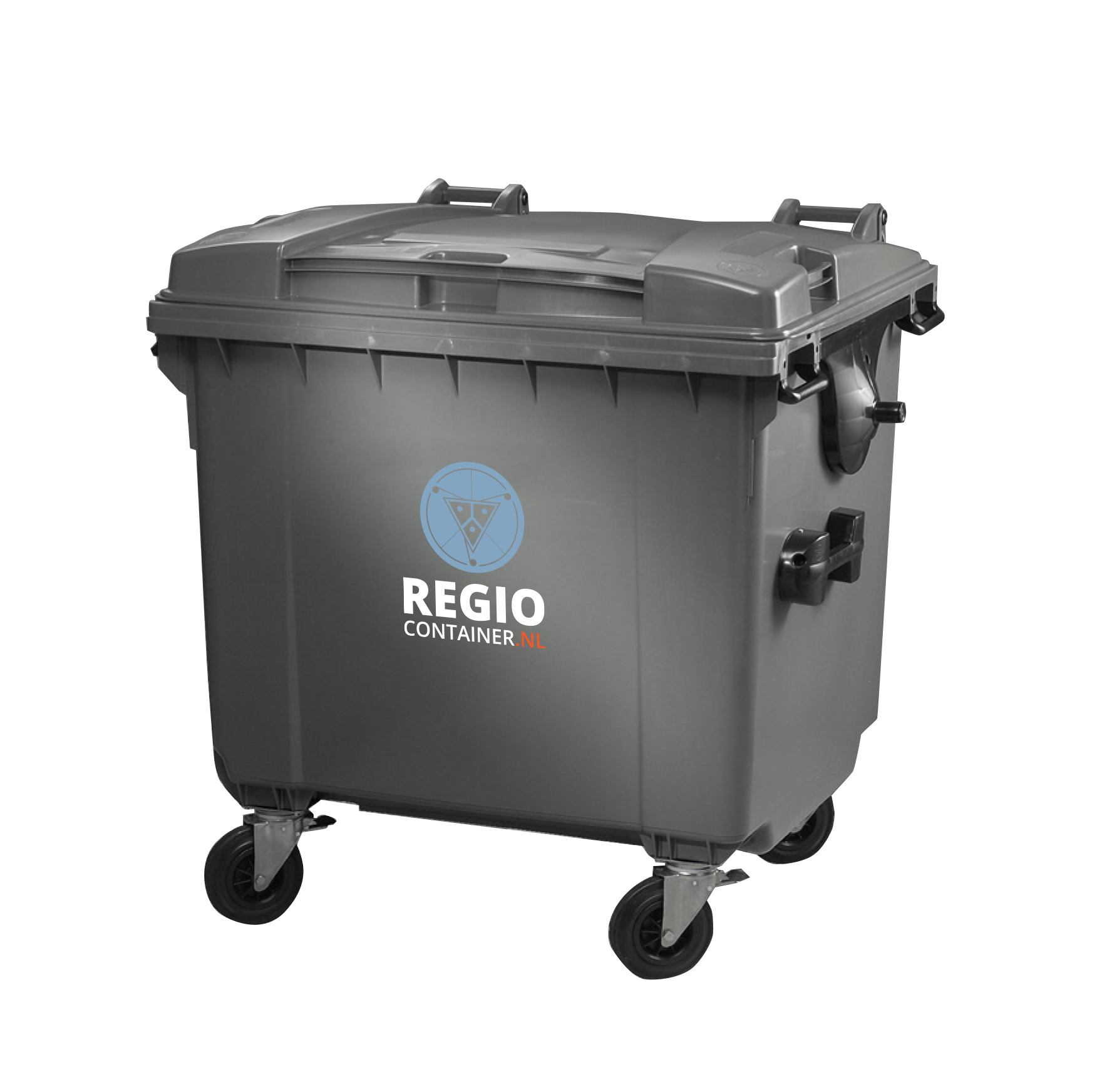 1100 Liter Rolcontainer
