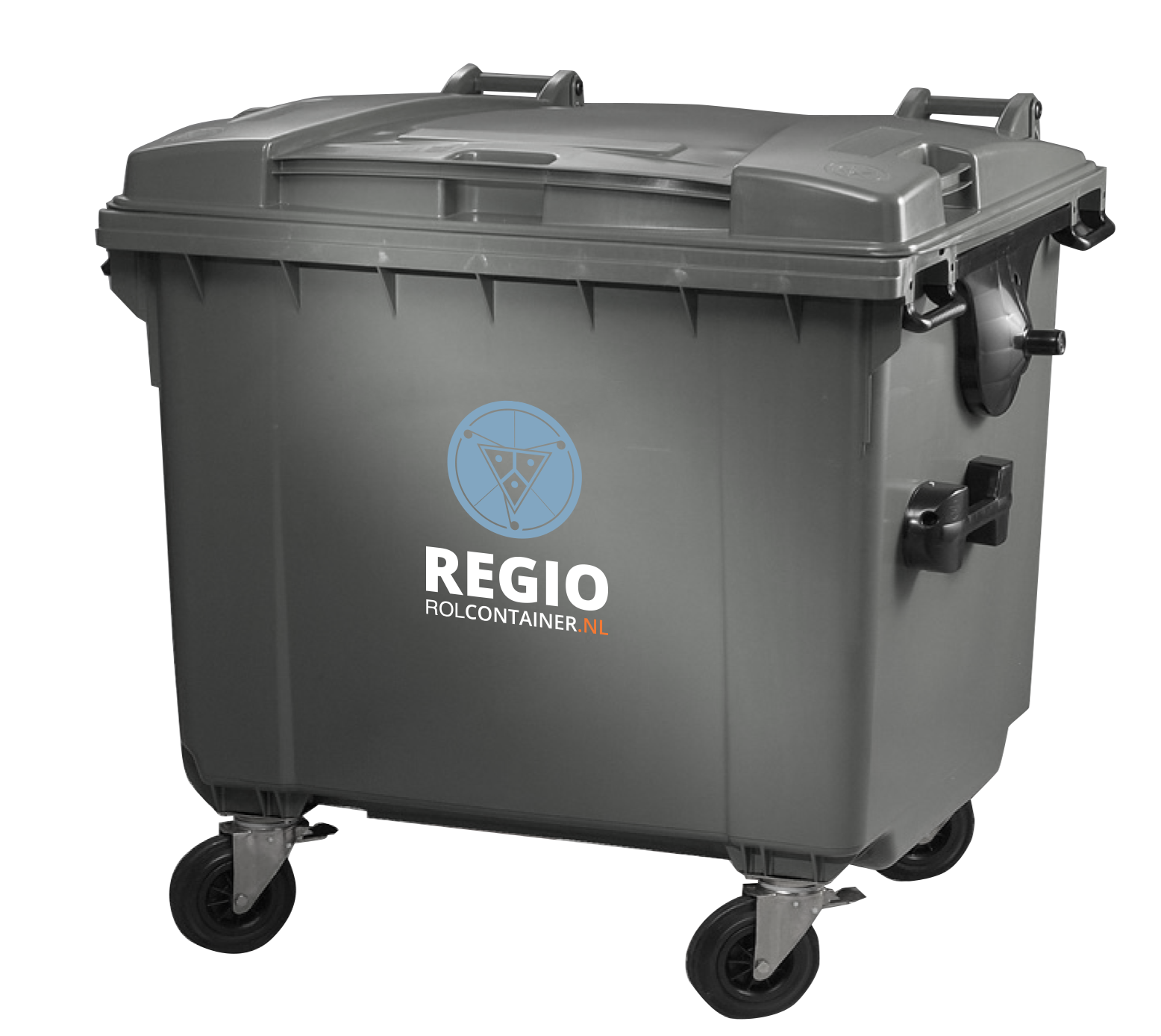 1700 Liter Rolcontainer