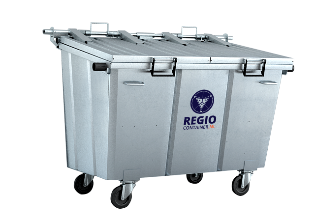 2500 Liter Rolcontainer